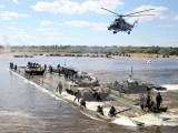 Nga triển khai tập trận bắn đạn thật quy mô lớn ở Crimea