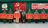 Phòng Tham mưu Công an tỉnh Long An - Điển hình trong phong trào thi đua Vì an ninh Tổ quốc