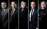 Các ứng viên Tổng thống Pháp tranh luận nảy lửa trên truyền hình