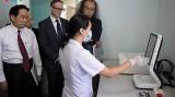 Tin vui cho bệnh nhân ung thư phổi ở miền Trung