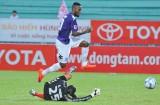 Đấu bù vòng 9 V-League 2017: Long An dốc toàn lực chiến với Hà Nội FC