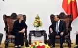 Thủ tướng đề nghị Đại học Havard tiếp tục hỗ trợ Việt Nam về đào tạo