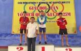 Ngày thi đấu thứ 5 Giải bơi - lặn vô địch quốc gia bể 25m: Đoàn Long An đoạt chiếc huy chương vàng thứ hai