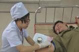 Cần Giuộc: Tiếp nhận 100 đơn vị máu