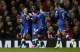 Ibrahimovic giúp M.U cầm chân Everton ở phút 90+4