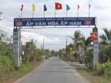 Cần Giuộc: Xã Đông Thạnh đạt 95,5 điểm phúc tra xã văn hóa