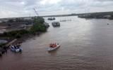 Vụ chìm tàu ở Bạc Liêu: Vẫn còn 1 cô gái mất tích