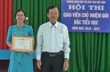 Đức Hòa: 47 giáo viên chủ nhiệm giỏi bậc tiểu học