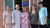 Thủ Thừa: Trao nhà tình thương cho hộ nghèo