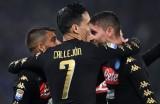 Thắng đậm Lazio, Napoli cầm chắc vé dự Champions League