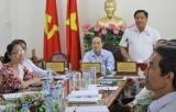ĐBQH đơn vị Long An chất vấn Bộ trưởng Trương Minh Tuấn về thông tin và an ninh mạng