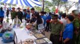 1.000 thanh niên tham gia ngày hội 'Thanh niên Bến Tre khởi nghiệp'