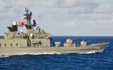Nhật khởi động tập trận chung với Mỹ có dùng tàu khu trục