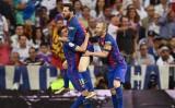Messi rực sáng, Barca ngược dòng đánh bại Real ngay tại Bernabeu
