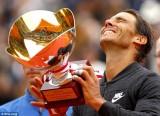 "Rafael Nadal hoàn tất cú ""Decima"" tại Monte Carlo Masters"