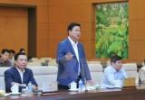 Công bố quyết định thi hành kỷ luật đối với ông Đinh La Thăng
