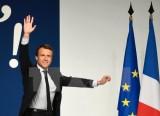Thăm dò ngoài phòng bỏ phiếu: Ứng viên Macron giành chiến thắng