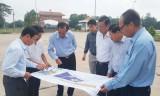 HĐND tỉnh Long An giám sát đầu tư công tại thị xã Kiến Tường