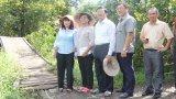 Nguyên Chủ tịch nước - Trương Tấn Sang vận động hơn 3,2 tỉ đồng xây dựng cầu giao thông nông thôn