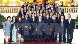 Thủ tướng Nguyễn Xuân Phúc tiếp đoàn doanh nghiệp Hong Kong