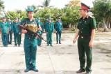 Đảng ủy Quân sự huyện Đức Hòa lãnh đạo thực hiện có hiệu quả 3 khâu đột phá