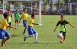 Long An tái tổ chức hệ thống giải bóng đá học sinh