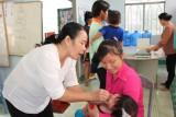 Giúp trẻ phòng, chống thiếu vi chất dinh dưỡng