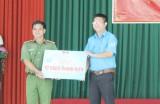 Giao lưu, giáo dục phạm nhân Trại giam Long Hòa