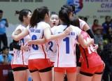 Tuyển bóng chuyền nữ U-23 VN gặp U-23 Kazakhstan ở tứ kết