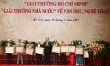 Trao giải thưởng Hồ Chí Minh, giải thưởng Nhà nước