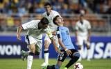"""Sao trẻ lập """"siêu phẩm để đời"""", U20 Uruguay đánh bại U20 Italia"""
