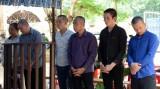 30 năm tù giam cho nhóm bị cáo trộm chó ở Tây Ninh