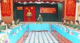 Quân khu 7 kiểm tra công tác giáo dục quốc phòng và an ninh trên địa bàn tỉnh Long An