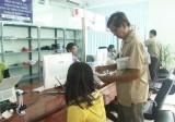 Trung tâm Phục vụ hành chính công huyện Cần Giuộc tiếp nhận trên 6.400 hồ sơ