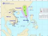 Bão Merbok cách quần đảo Hoàng Sa khoảng 440km về phía Đông