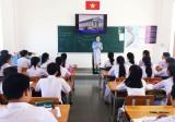 Lớp chất lượng cao - Học sinh năng động, tự tin