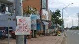 Tờ rơi, quảng cáo, rao vặt vẫn tấn công đường phố