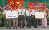 Hiệp Thạnh: Đón nhận danh hiệu xã nông thôn mới