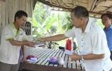 Chương trình Vượt qua hiểm nghèo trao hơn 43 triệu đồng cho chị Nguyễn Thị Thái