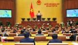 Toàn cảnh phiên bế mạc Kỳ họp thứ 3, Quốc hội khóa XIV
