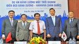 Liên doanh BCG Băng Dương ký kết hợp tác đầu tư với Tập đoàn Hanwha tại Long An