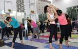 Tập Yoga giúp cơ thể khỏe mạnh hơn