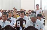 Kỳ họp thứ 6 HĐND TP.Tân An (khóa XI): Chất vấn và trả lời chất vấn thẳng thắn, chất lượng