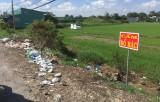 Vứt rác thải không đúng nơi quy định - Bị xử phạt tiền triệu
