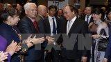 Thủ tướng Nguyễn Xuân Phúc gặp gỡ cộng đồng người Việt tại Đức