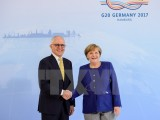 Hội nghị thượng đỉnh G20: Australia-Đức thúc đẩy cơ hội hợp tác mới