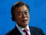 Tỷ lệ ủng hộ ông Mon Jae-in tăng nhờ cách phản ứng với Triều Tiên