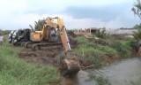 Cần Giuộc đầu tư xây dựng công trình thủy lợi, phục vụ sản xuất nông nghiệp
