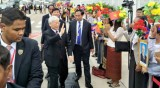 Tổng Bí thư đến Phnom Penh, bắt đầu thăm chính thức Campuchia
