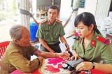 Công an tỉnh Long An thực hiện tốt công tác đền ơn đáp nghĩa